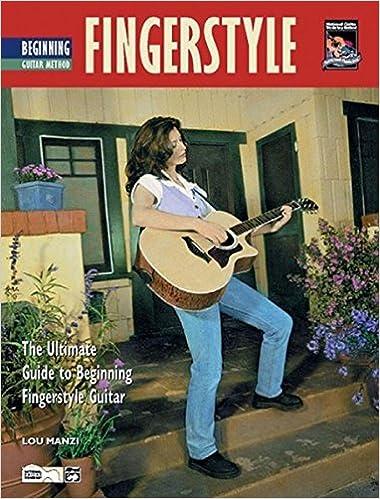 Complete Fingerstyle Guitar Method: Beginning Fingerstyle Guitar ...