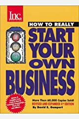 How to Really Start Your Own Business Paperback