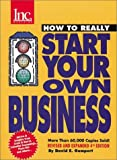 How to Really Start Your Own Business, David E. Gumpert, 0970118163