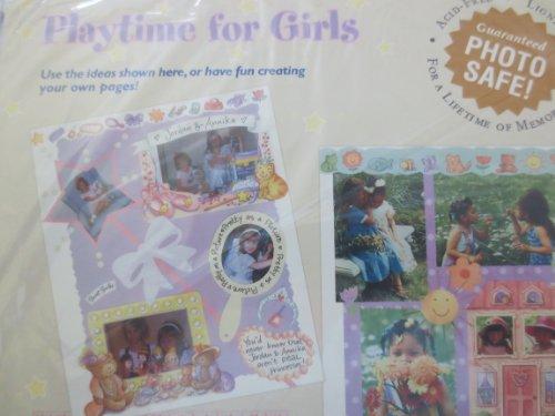 Playtime for Girls -- Hallmark Scrapbooking Kit