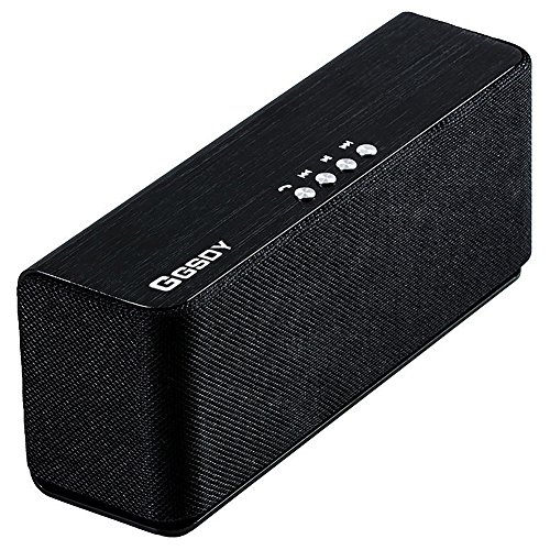 GGSDY Universal Portable Wireless Bluetooth Speaker with Bas