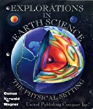 Explorations in Earth Science - Teacher Manual, Richard Osmun and Brian Vorwald, 0937323144