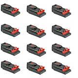 Victor Quick Kill Mouse Trap (Pack of 12)
