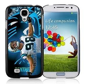 NFL Carolina Panthers Samsung Galalxy S4 I9500 Case 53 NFLSGS41098