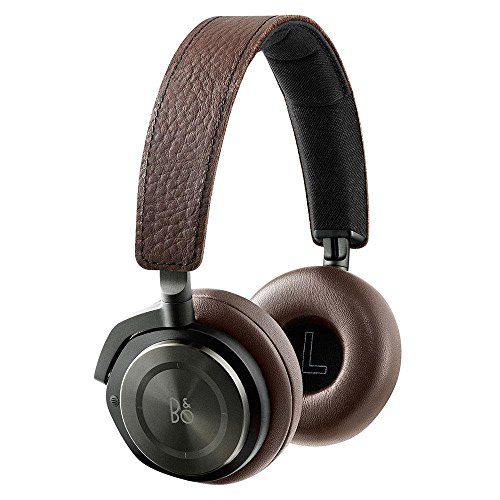 Bang & Olufsen Beoplay H8 Wireless On-Ear Headphone with Active Noise Cancelling – Grey Hazel