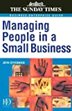 Managing People in a Small Business, John Stredwick, 0749436220