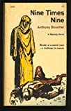 Nine Times Nine, Anthony Boucher, 0930330374