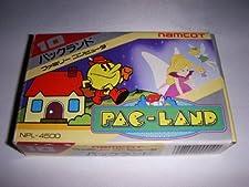 Pac-Land, Famicom (Japanese NES Import) Konami by Namcot
