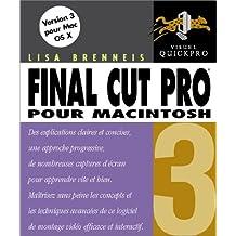 Final cut pro 3 peachpit press
