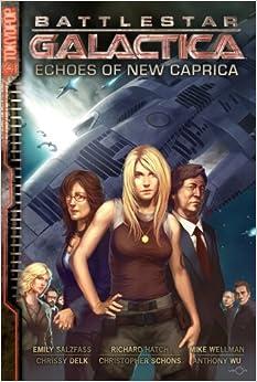 Battlestar Galactica: The Manga -- Echoes of New Caprica: v. 1