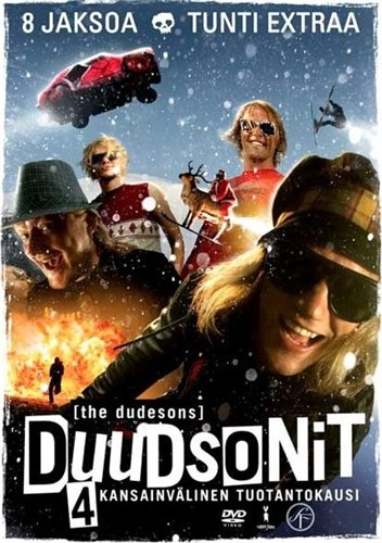 The Dudesons: Age 4 [Region 2]