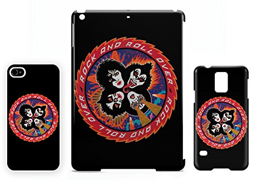 Kiss Rock and roll iPhone 5 / 5S cellulaire cas coque de téléphone cas, couverture de téléphone portable