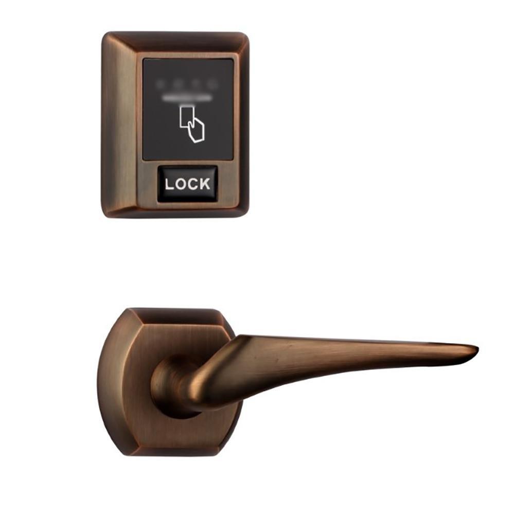 ... Desliza la Tarjeta Bloqueo de inducción Tarjeta de identificación/Llave mecánica desbloquear Aplicar para Casa/Oficina, Pátina roja: Amazon.es: Hogar