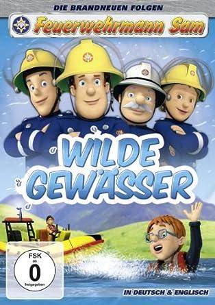 Amazoncom Feuerwehrmann Sam Wilde Gewässer Movies Tv