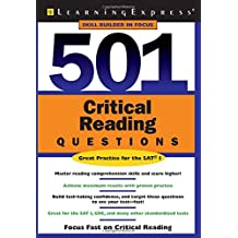 501 Critical Reading Questions