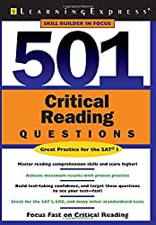 501 Critical Reading Questions (501 Series)