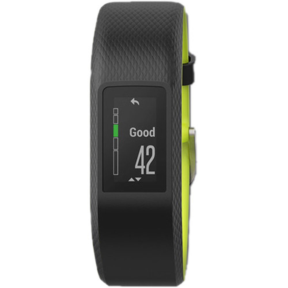 Garmin Vivosport Smart Activity Tracker + Built-in GPS (Limelight, L) 010-01789-13 + 1 Year Extended Warranty by Garmin (Image #7)