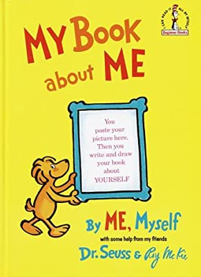 My Book About Me by Random House Books for Young Readers