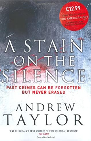 book cover of A Stain On The Silence