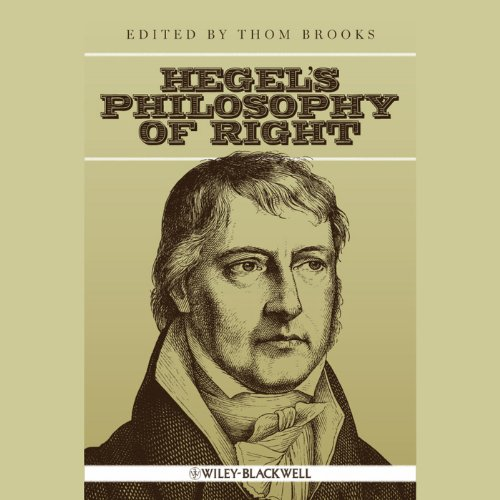 Hegel's Philosophy of Right by Audible Studios