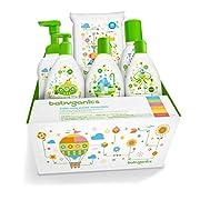 Babyganics Baby Safe World Essentials Kit