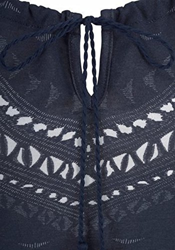 Plage Tank Shirt Casual de Imprime T Chemisiers Spaghetti Blouses Bleu Dbardeurs Strap Tops Femmes t Haut FW6Saq7