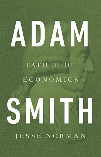 Adam Smith: Father of - Honourable Masters Most