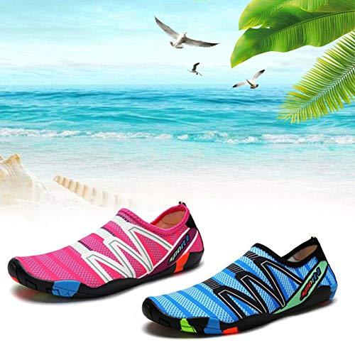 À En Plein Plage De Chaussures Mode Unisexe Aqua Pour Air Plongée Yoga Respirante La Eau Socks Séchage Natation Rapide qEOEWtp