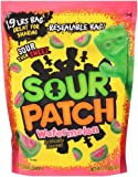 Sour Patch Watermelon Soft & Chewy Candy (Pack of 14)