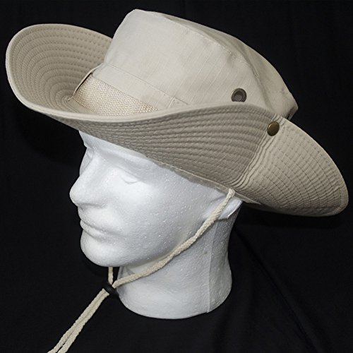Wide brim packable booney sun hat max protection for uva for Fishing sun hat