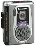 Panasonic RQL50 Mini Cassette Recorder
