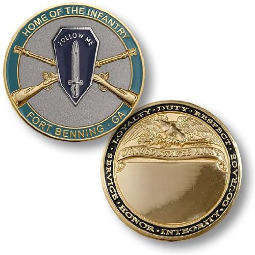 Engravable Challenge Coin - 1