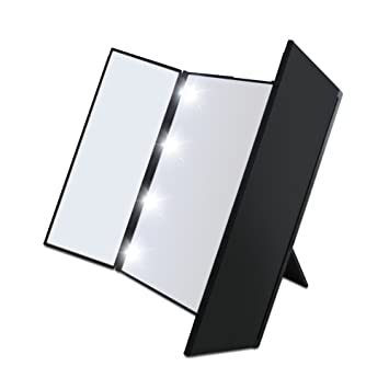 Table Mirror With Stand