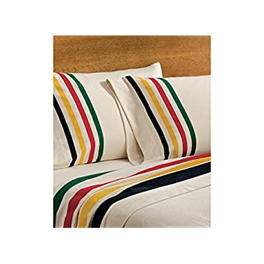 Pendleton Flannel King Sheet Set