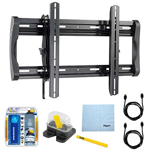 "Sanus Low Profile Flat Wall Mount for 37"" - 90"" flat-panel T"