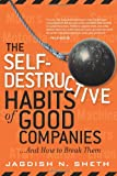 The Self-Destructive Habits of Good Companies, Jagdish N. Sheth, 0136117414