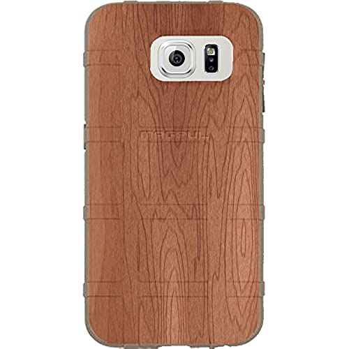 LIMITED EDITION - Authentic Made in U.S.A. Magpul Industries Field Case for Samsung Galaxy S7 (Not for S7 Edge or S7 Active) (Cherry Woodgrain) Sales