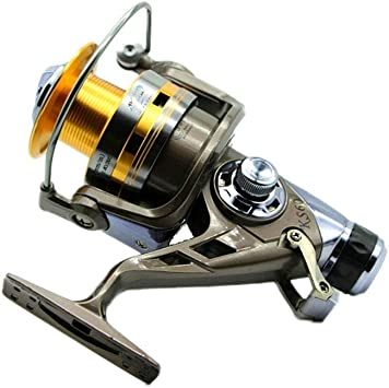 Spinning Fishing Reel Summer and Spinning Reels Peso Ligero Rueda ...