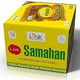 50 Sachets Samahan Ayurvedic Herbal Ceylon Tea Natural Drink