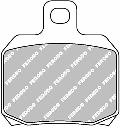 Scheibenbremse FERODO FDB2074EF Bremsbelagsatz