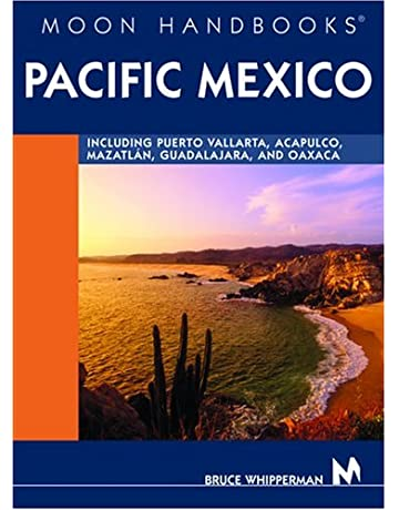 DEL-Moon Handbooks Pacific Mexico  Including Puerta Vallarta 079a669f190