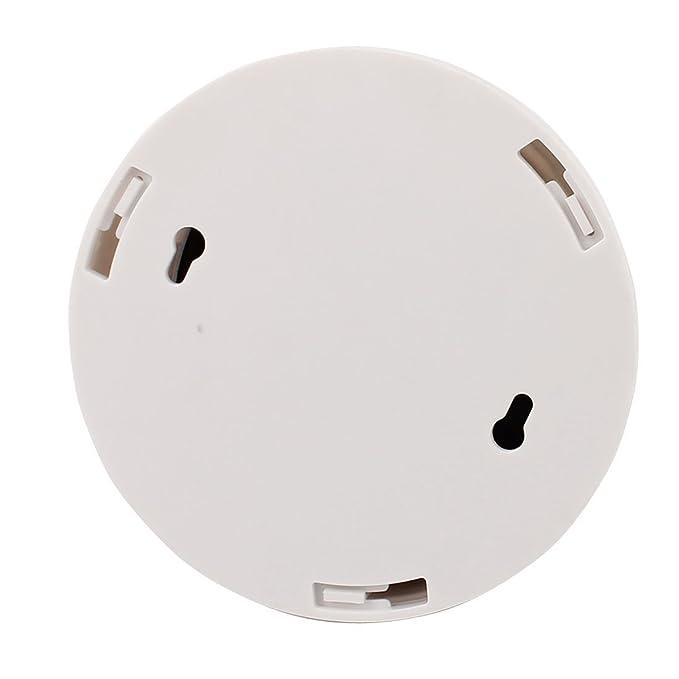 Cámara simulada de imitación eDealMax Vigilancia CCTV Seguridad para el Hogar de la bóveda con luz LED - - Amazon.com