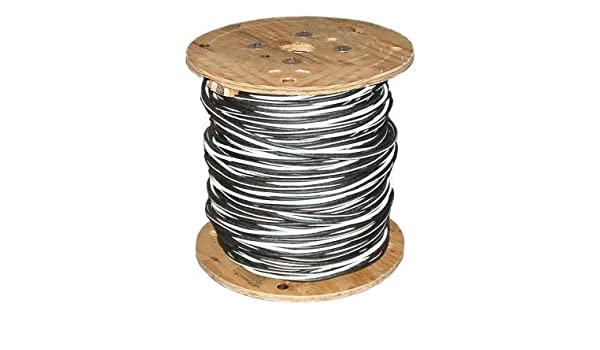 Southwire 4/0-4/0-2/0 Aluminum URD Sweetbriar Wire (By-the-Foot ...