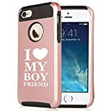 Best MIP love Friends Iphone 5s Cases - For Apple iPhone 5 5s Rose Gold Shockproof Review