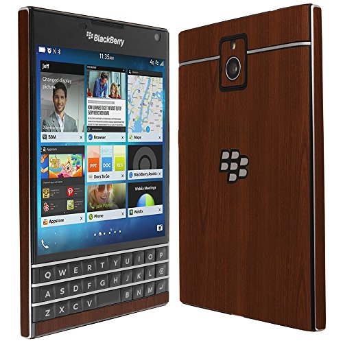 Skinomi TechSkin Blackberry Protector Anti Bubble