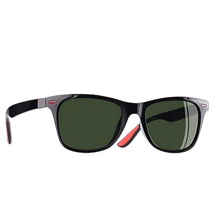 CCGSDJ Diseño De Marca Gafas De Sol Polarizadas Clásicas ...