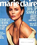 Marie Claire Magazine June 2019 CHARLIZE THERON Cover