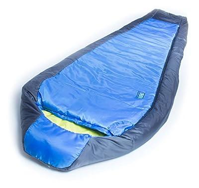 Rovor Buhl Compact Lightweight 3 Season 14-45 Degree Mummy Ultralight Backpacking Sleeping Bag