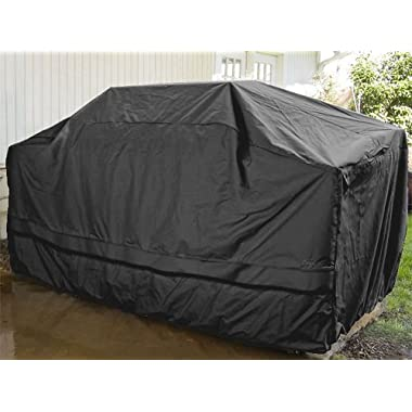 CoverMates - Island Grill Cover - 86W x 44D x 48H - Ultima Collection - 7 YR Warranty - Year Around Protection