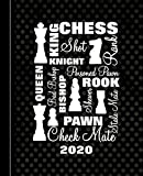 Chess Players Design: Diary Weekly Spreads